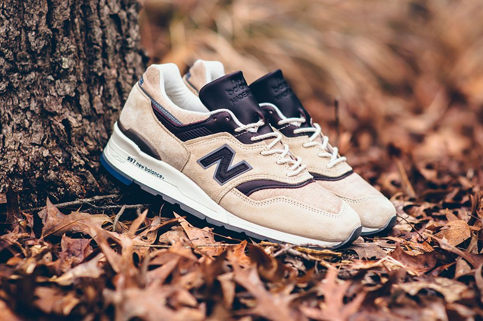 new balance 997 made in usa explored by the sea