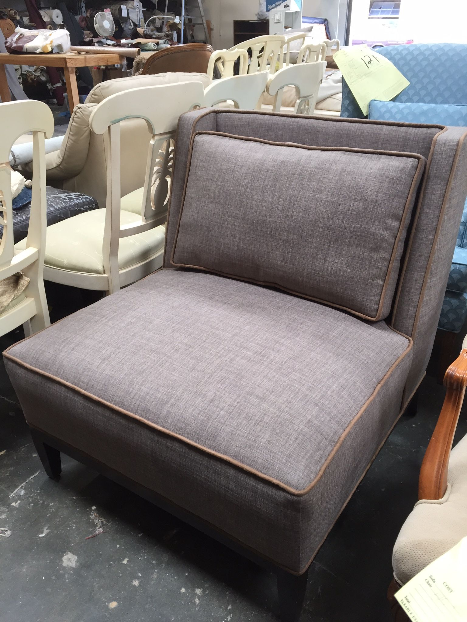 Pin by Dan s Upholstery San Carlos CA on Upholstery CONTRASTING