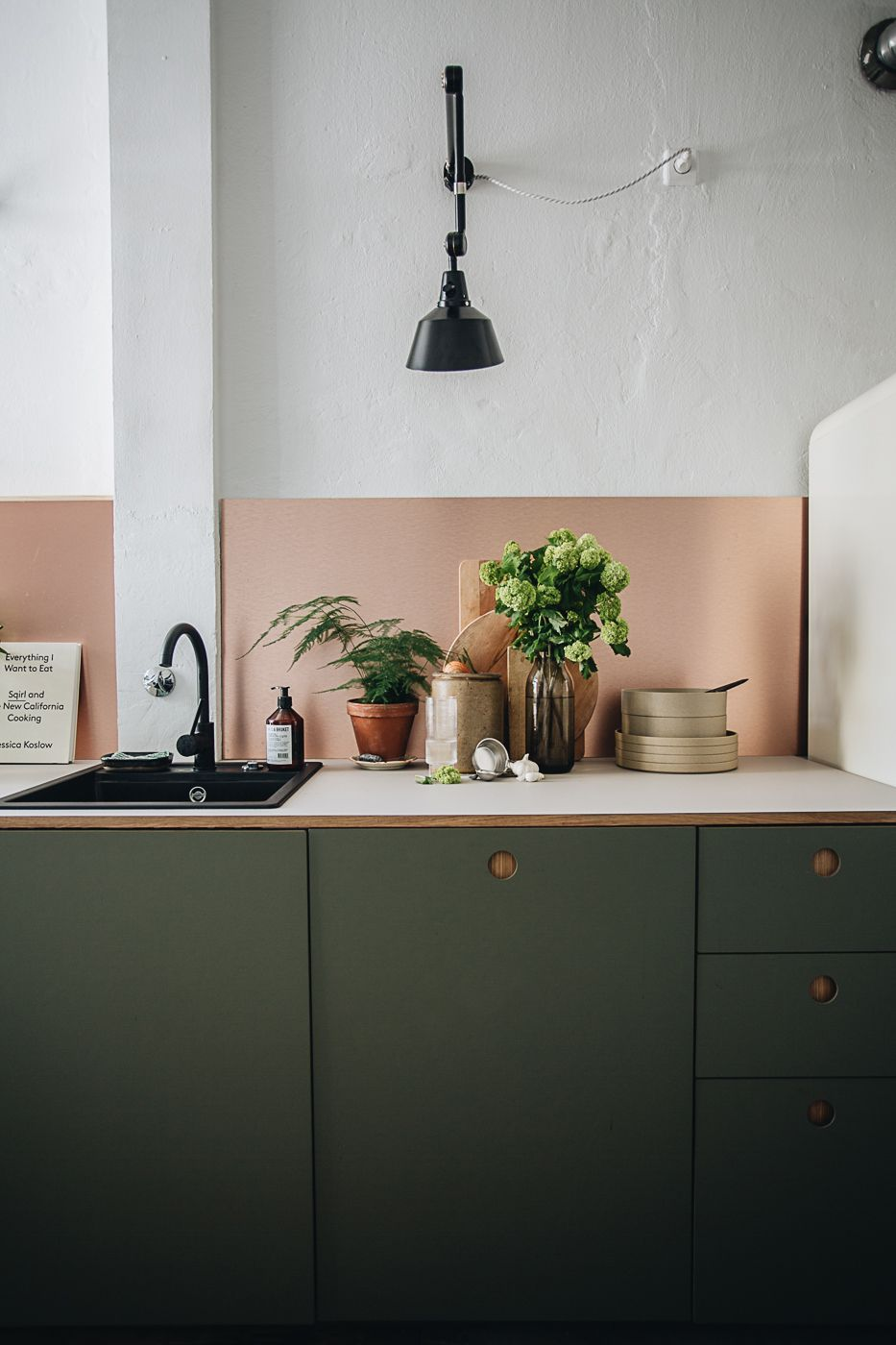 Herzstück: Küche mit Reform #interiordesignkitchen