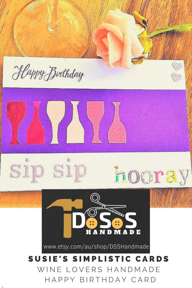 Wine Lovers Birthday Cards Sip Sip Hooray Happy Birthday Cards Wine