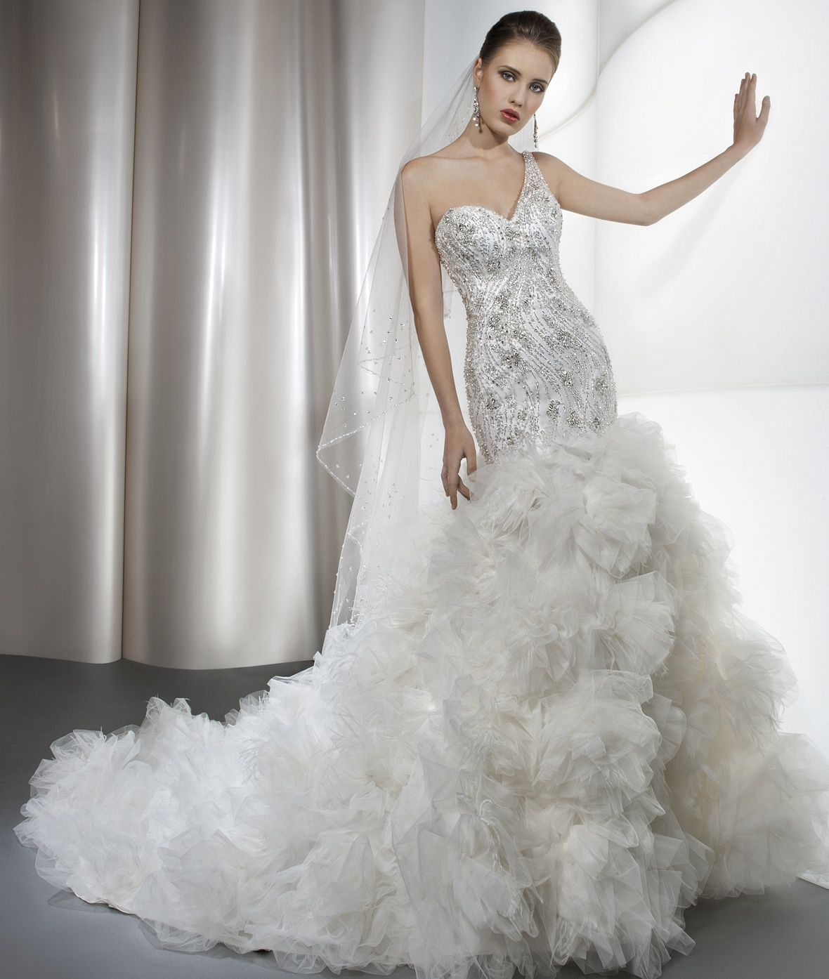 Ilissa style by demetrios demetrios pinterest wedding