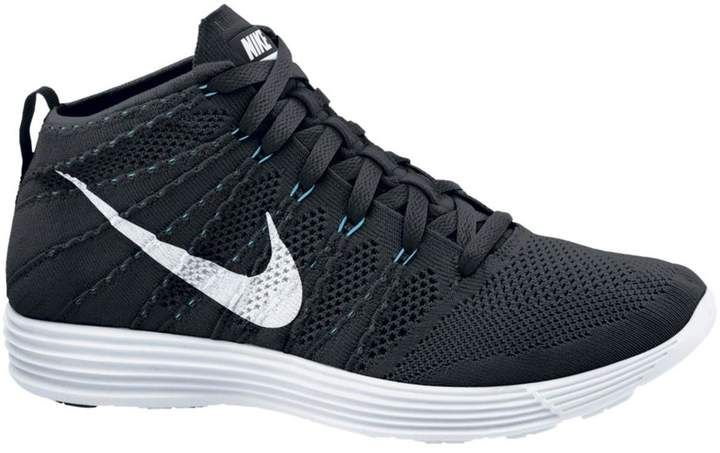 on sale e9cc5 d959c Nike Lunar Flyknit Chukka Black Neo Turquoise