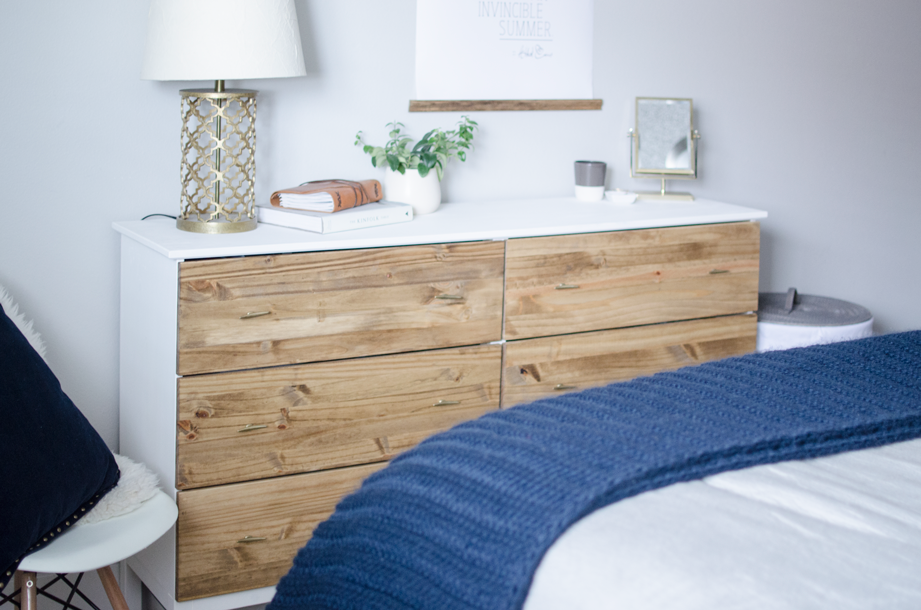 a simple diy ikea hack in 5 simple steps diy home pinterest diy m bel einrichten und. Black Bedroom Furniture Sets. Home Design Ideas