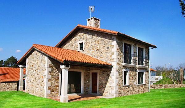 Fotos de caba as rusticas fotos de casas r sticas casa for Modelos de cabanas rusticas