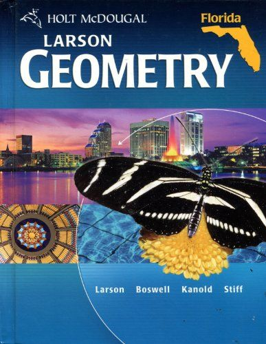 Holt Geometry Book
