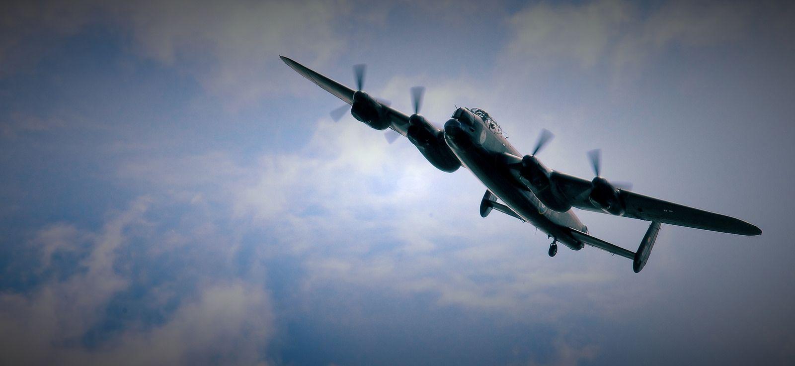 Avro Lancaster - by Ian Kindred | Flickr