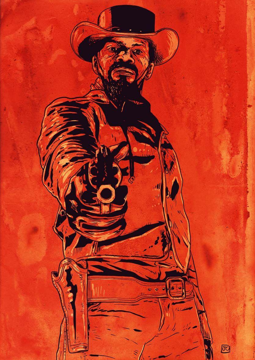 Django Unchained - giuseppecristiano.deviantart.com