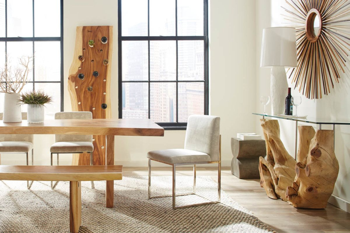 Dining Room and Living Room Ideas To Steal From High Point Market