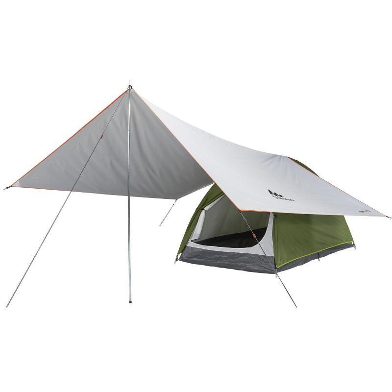 Napvitorla Kempingezeshez Fresh Quechua Abri Camping Camping En Tente Decathlon