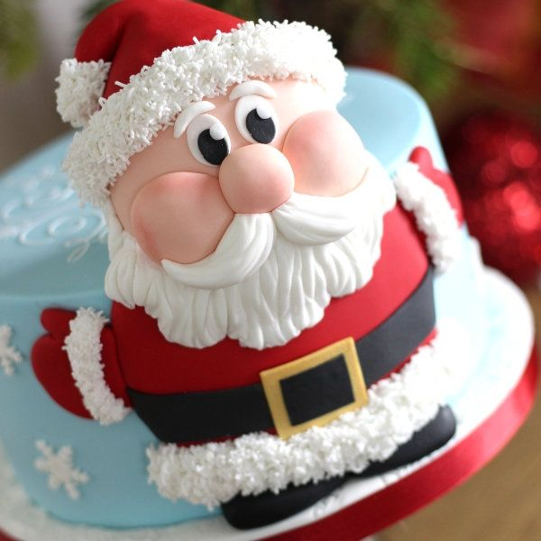 Christmas Cake Decorating Class 2 Day With Lindy Smith