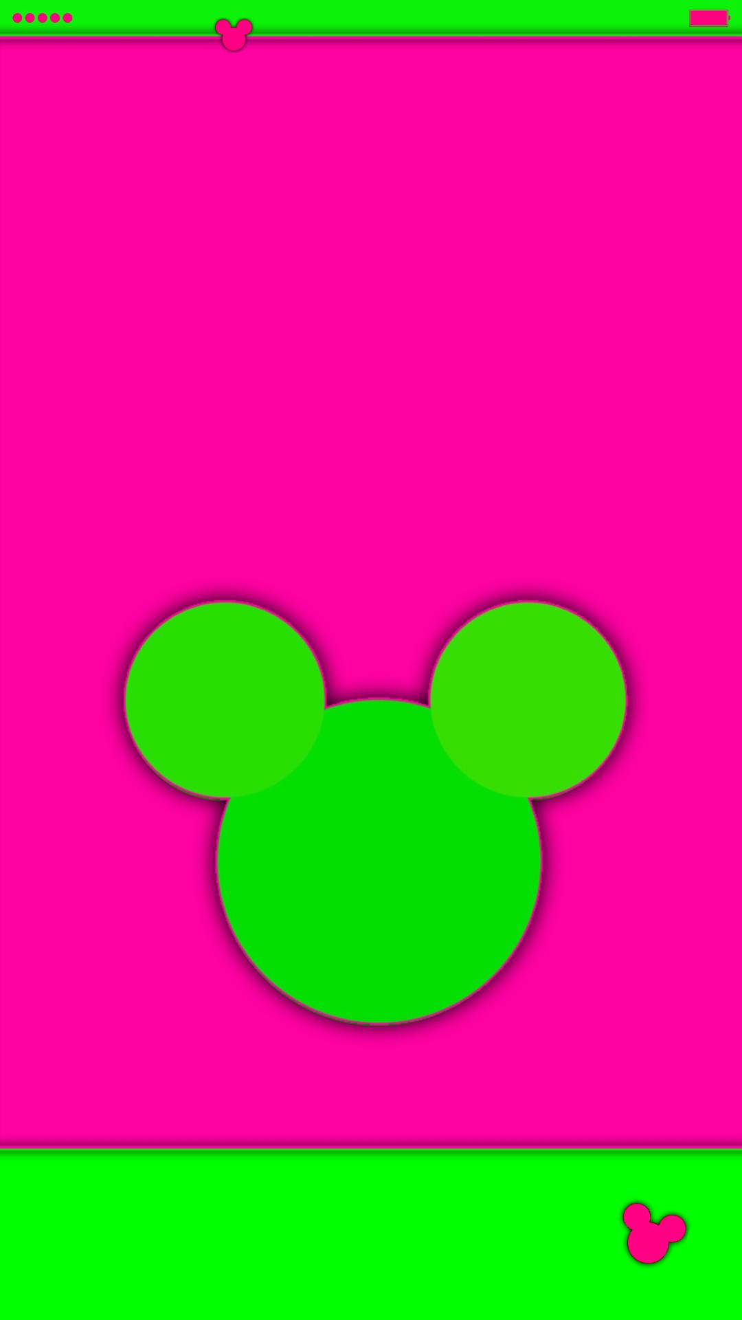 Mickey Minnie Mouse · ༶Tee༶