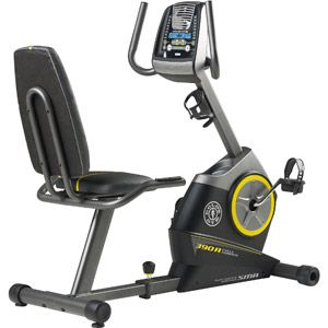 Gold S Gym Cycle Trainer 400 Ri Recumbent Exercise Bike Ifit Compatible Walmart Com Recumbent Bike Workout Cycle Trainer Biking Workout
