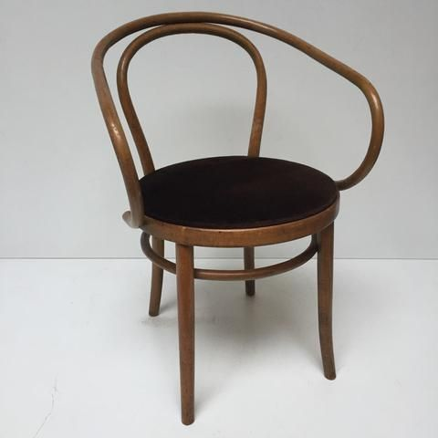 Vintage Bentwood Bistrot Chair Thonet Le Corbusier Style Chaise