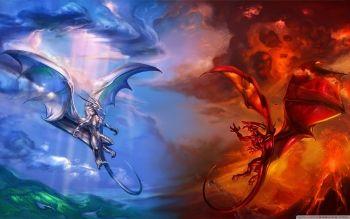 4096 Dragon Fonds D Ecran Hd Arriere Plans Wallpaper Abyss Images De Dragons Dragon De Glace Art A Theme Dragon