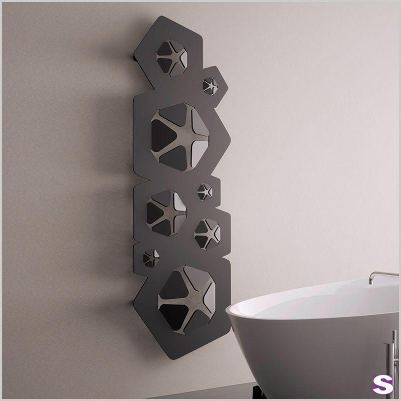 Wohnheizkörper Katri - Dreidimensionalität, Volumen und Geometrie - design heizkörper wohnzimmer