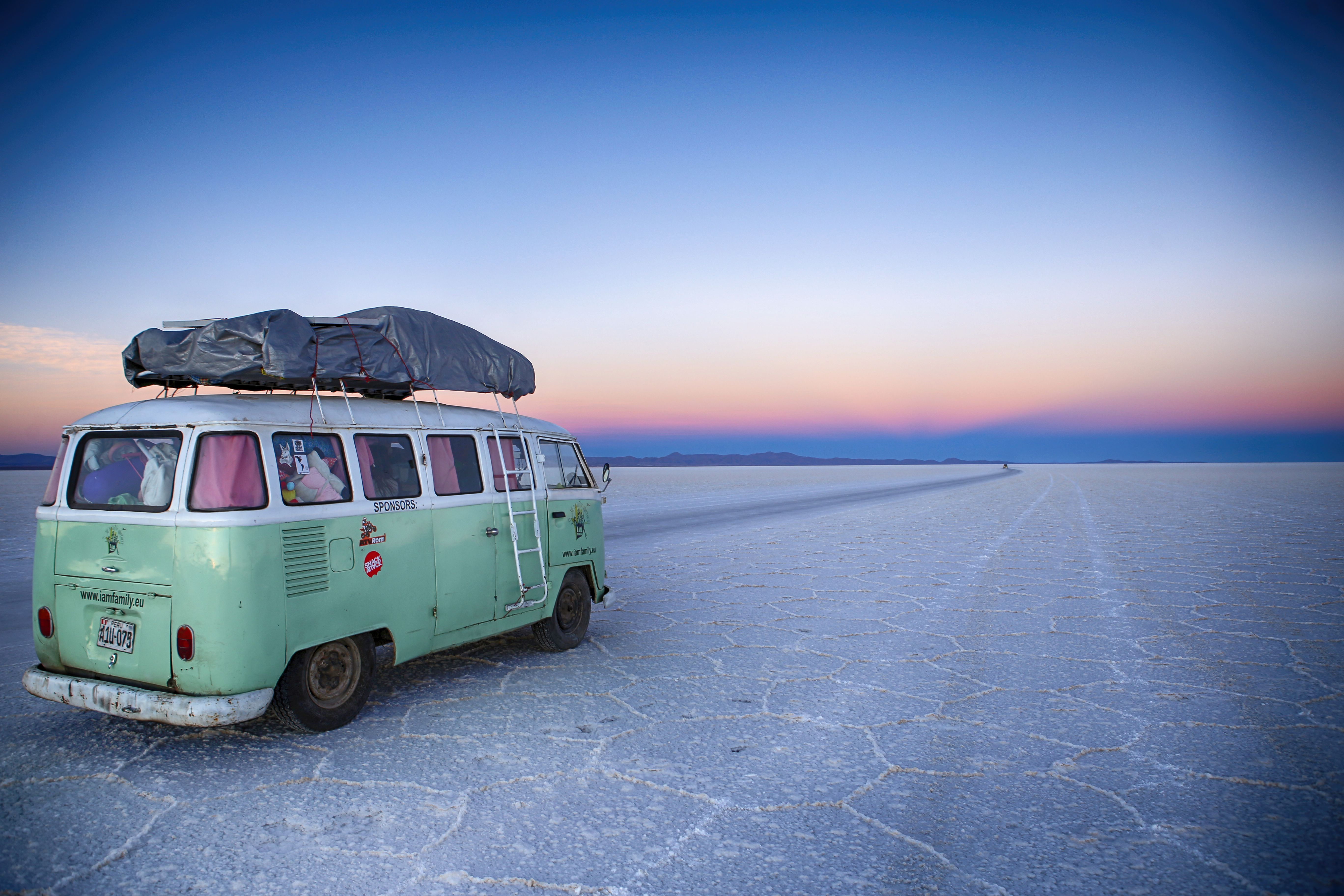 Salar De Uyuni By Combi Slow Travel Travel With Kids The Pursuit Of Happyness