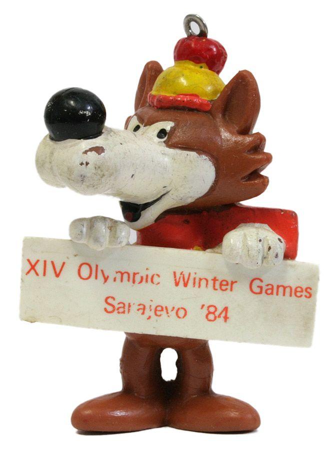 Olympische Winterspiele 2021 Maskottchen