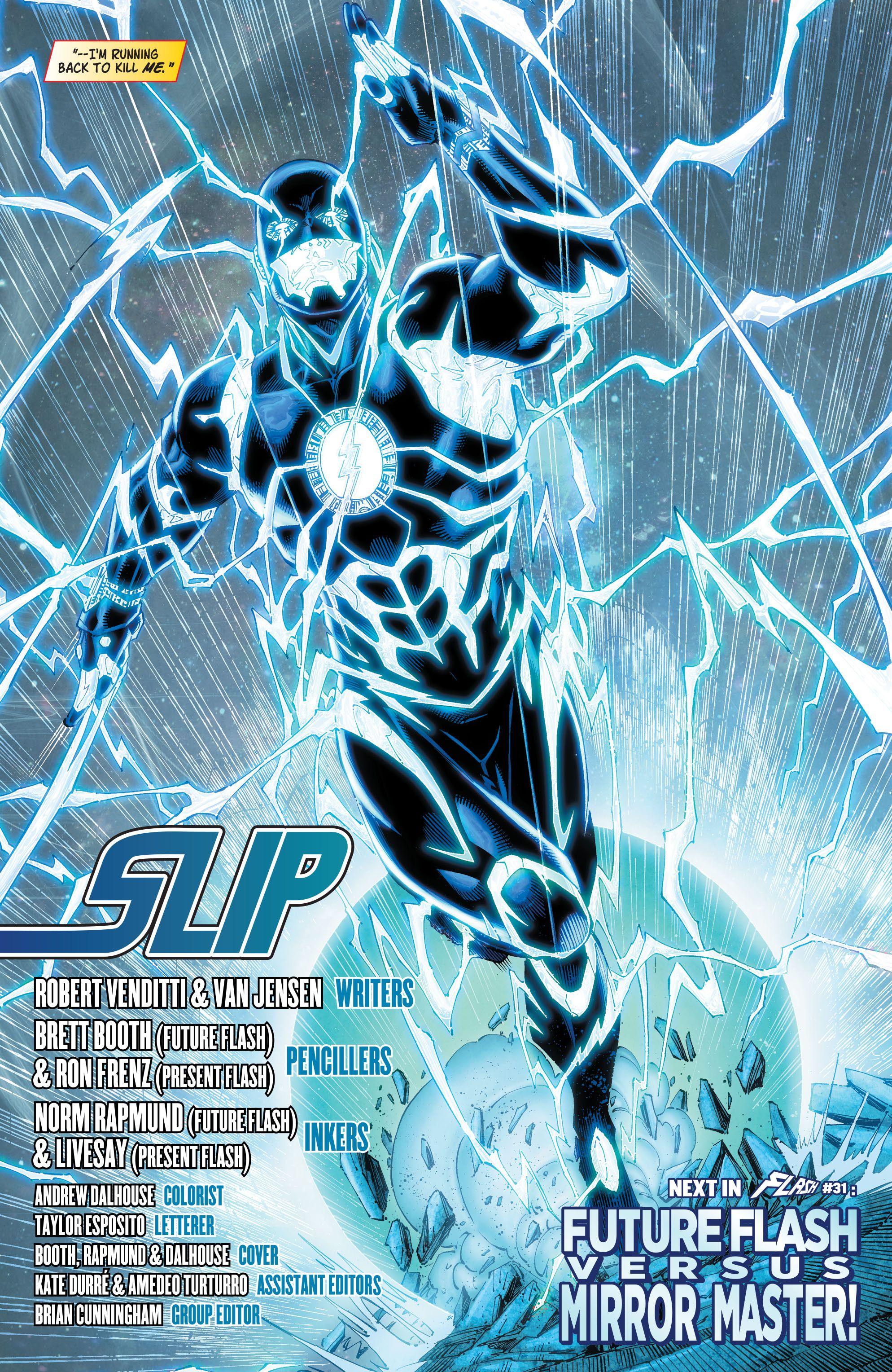 Blue Future Flash Flash Comics Flash Wallpaper The Flash