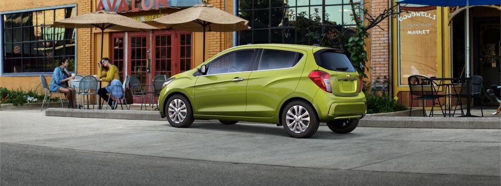 General Motors (GM) Chevrolet spark, Fuel efficient