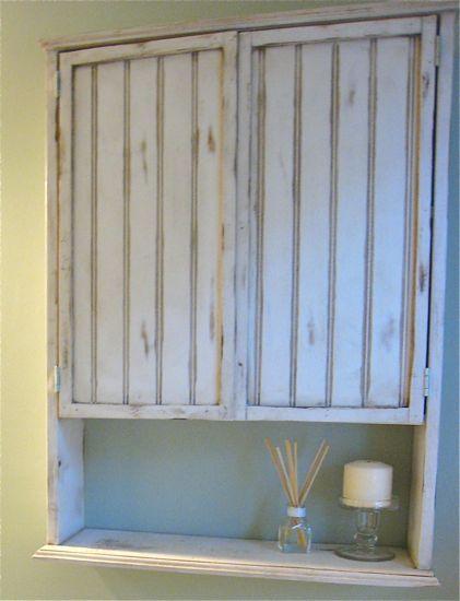 Bathroom Medicine Cabinet | Diy storage cabinets, Bathroom ...