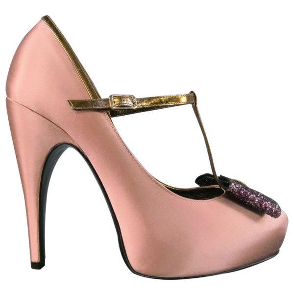 Pre-owned - Glitter heels Lanvin QUXCE3