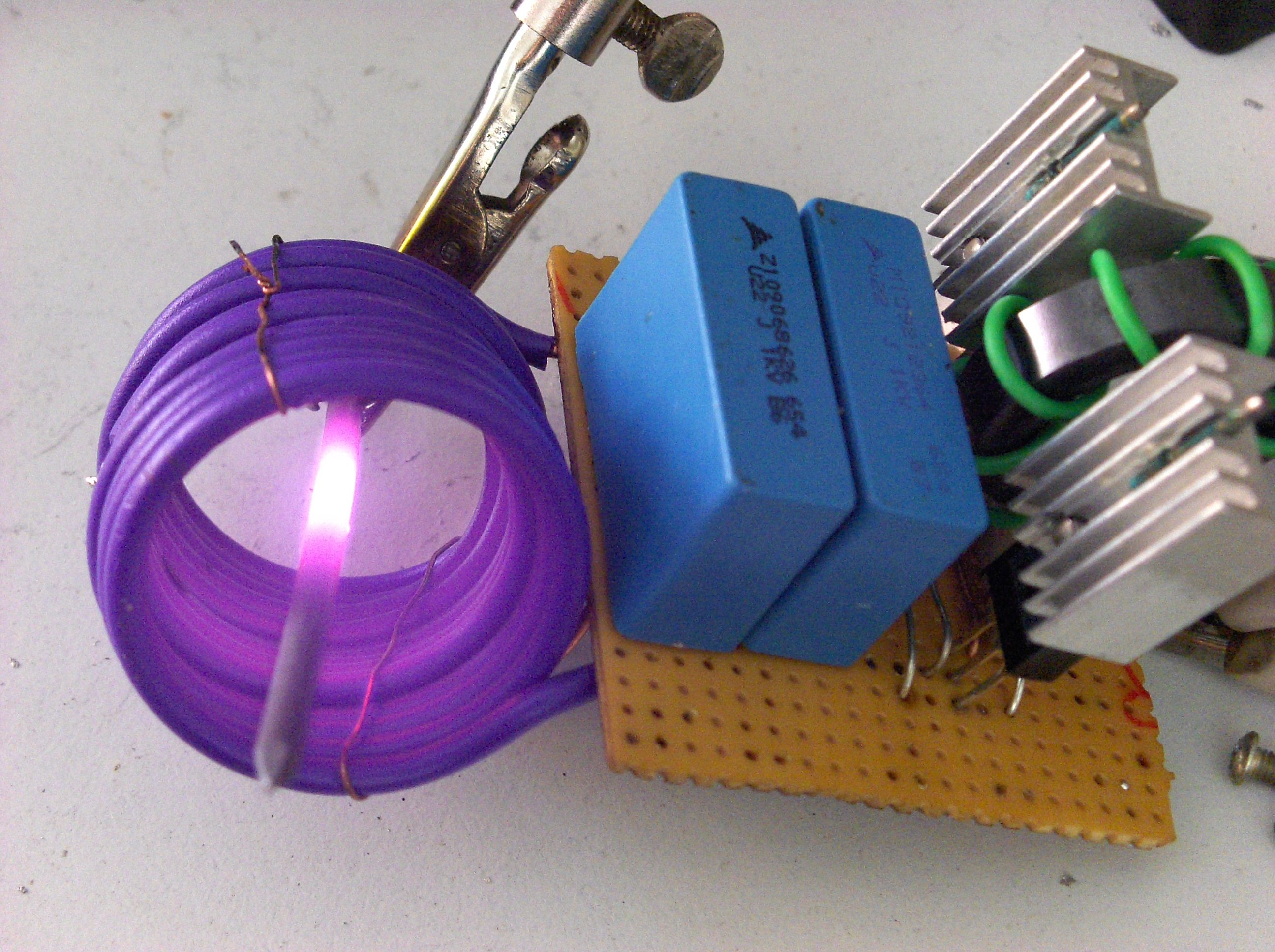 Zvs induction heater diy sweepstakes