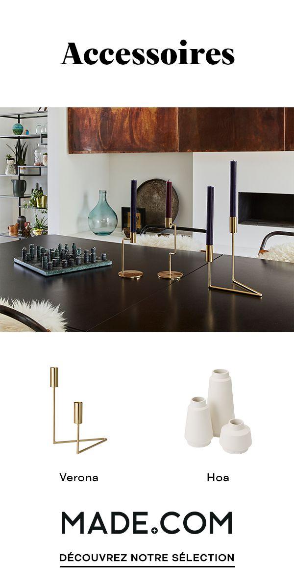 Décoration, vases et bougeoirs images