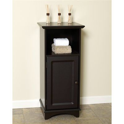 Zenith Products 9937 Collette Wood Floor Cabinet Home Decor
