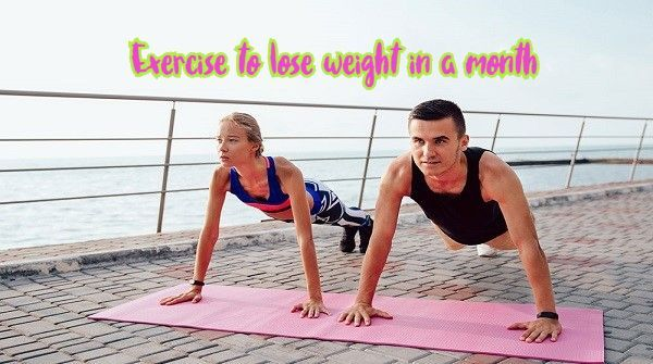 Lose weight in a month   - Health & Fitness - #Fitness #Health #lose #month #weight