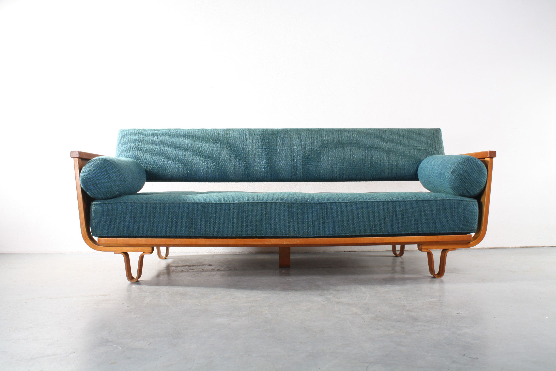 Pastoe sofa / daybed model MB 01 design Cees Braakman - SOLD at studio1900.nl - vintage design furniture