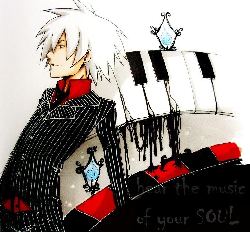 soul eater fanart Soul or Kid? AquaMarine6663 Fanpop