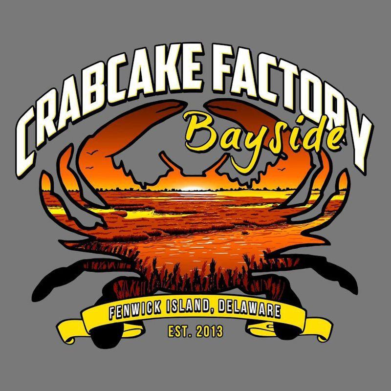 Crabcake factory bayside selbyville de ocean city ocean
