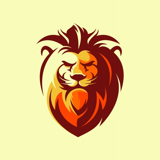 Lion Logo Lion Logo Art Logo Lion Illustration