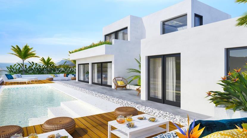 Pin En Ibiza Style Villa