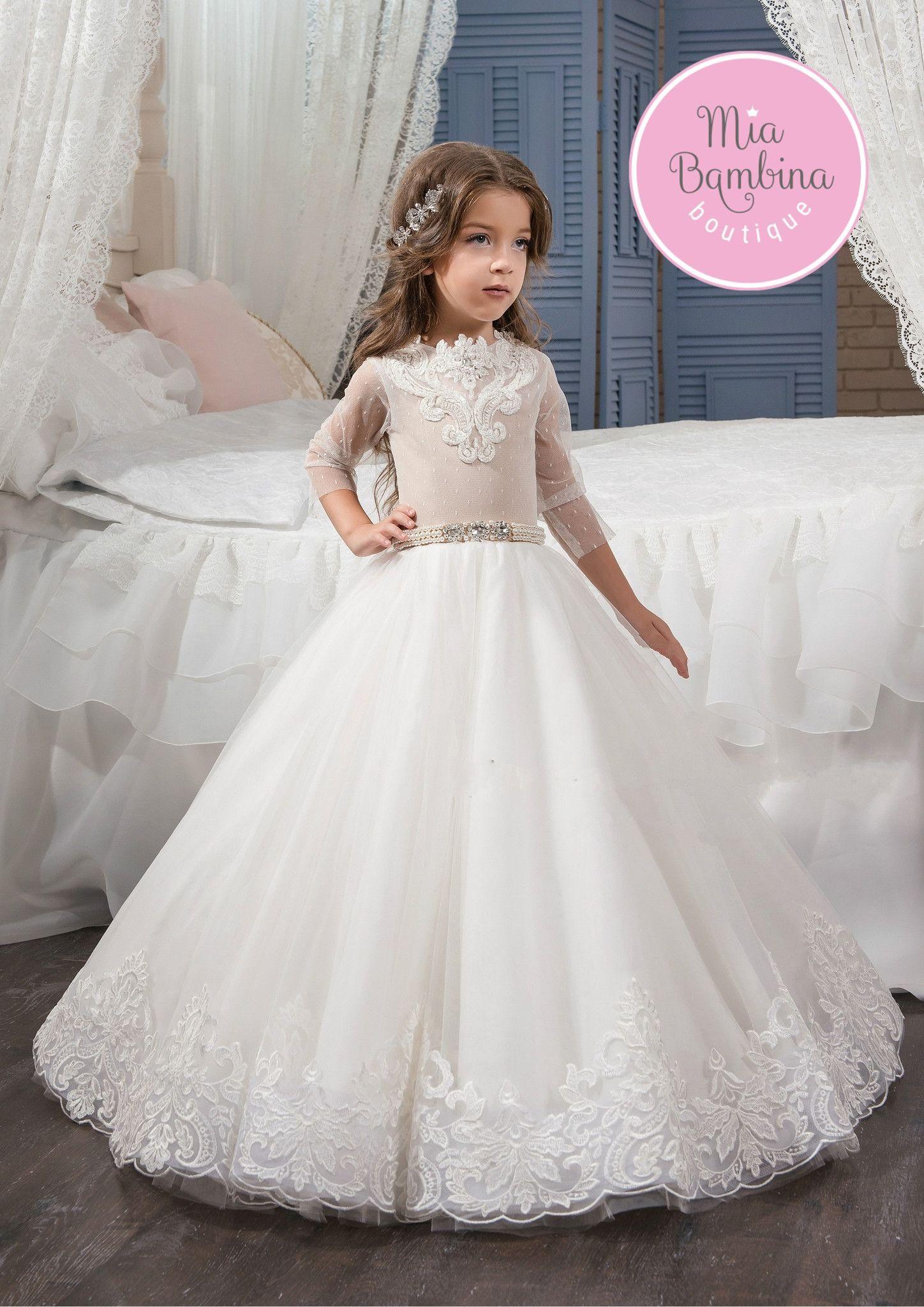 Flower Girl Dresses Dallas Little Girl Wedding Dress