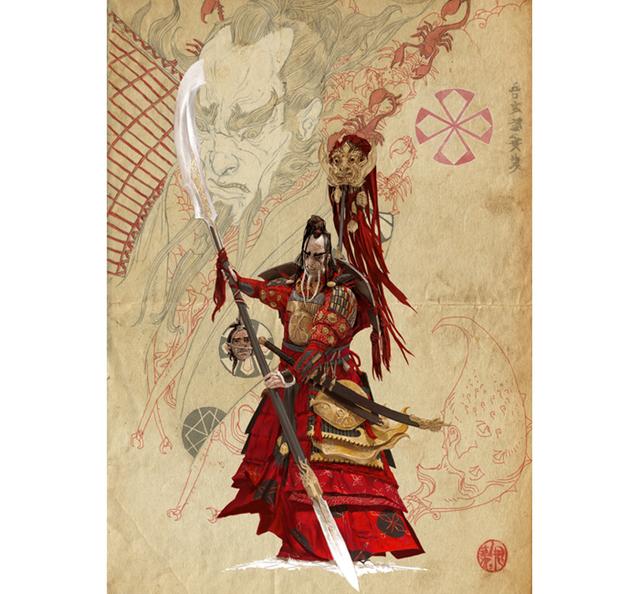 Character Design Kickstarter : Rising sun by coolminiornot — kickstarter medieval