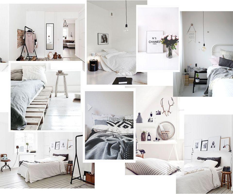 slaapkamer inspiratie | bedroom ideas | pinterest | bedrooms, Deco ideeën