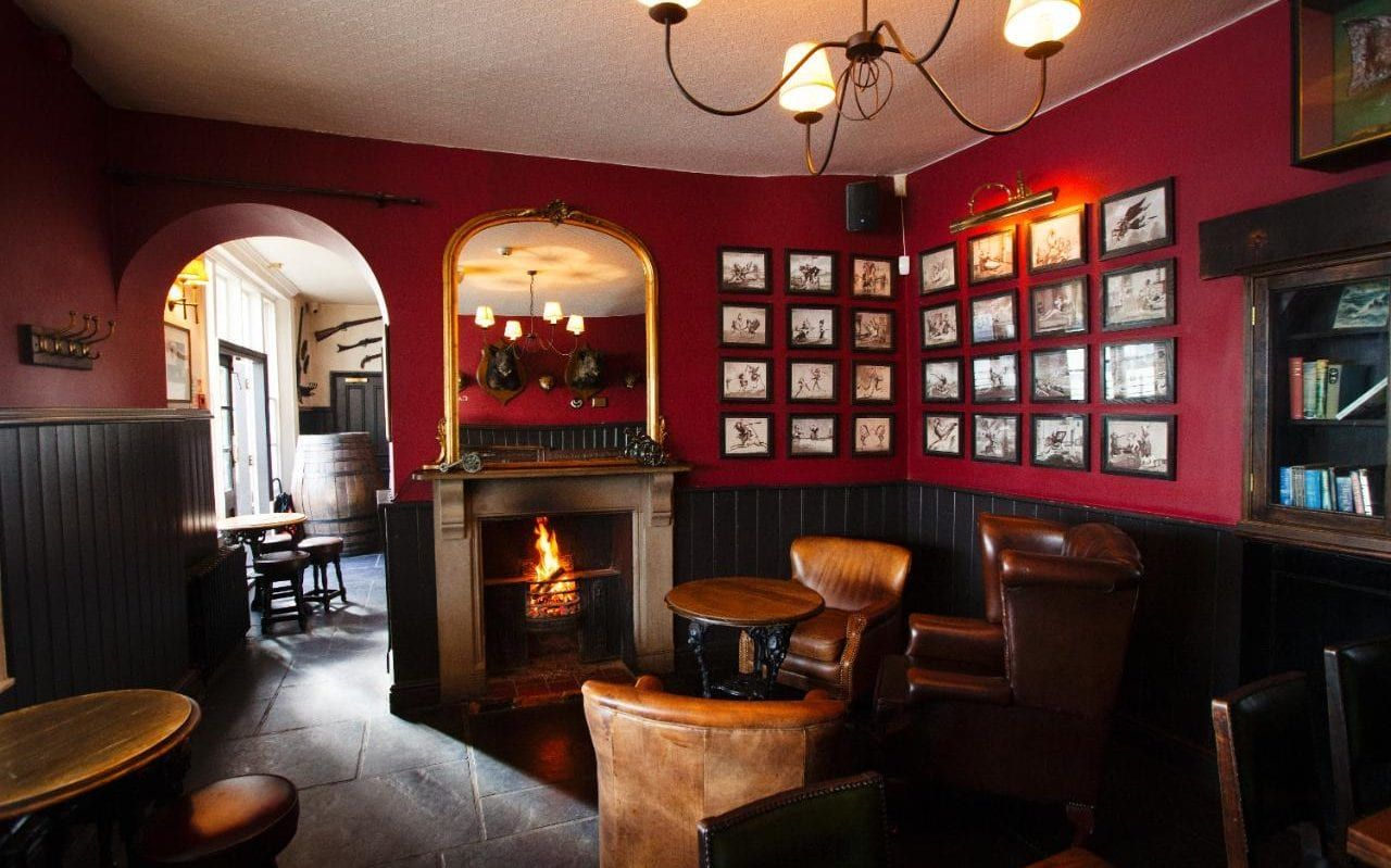 Britain S Best Pubs For A Sunday Lunch Pub Decor Pub Interior Pub Design