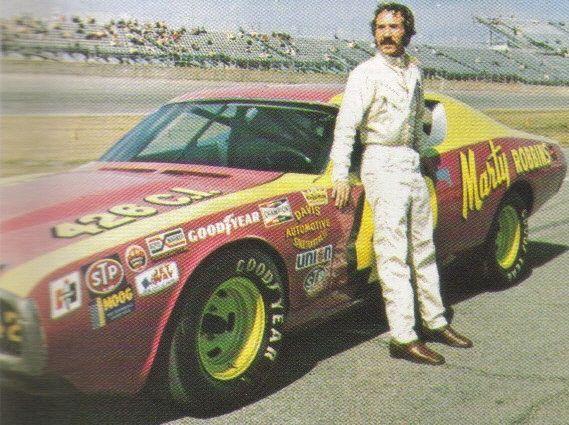 Marty Robbins Race Car Restoration