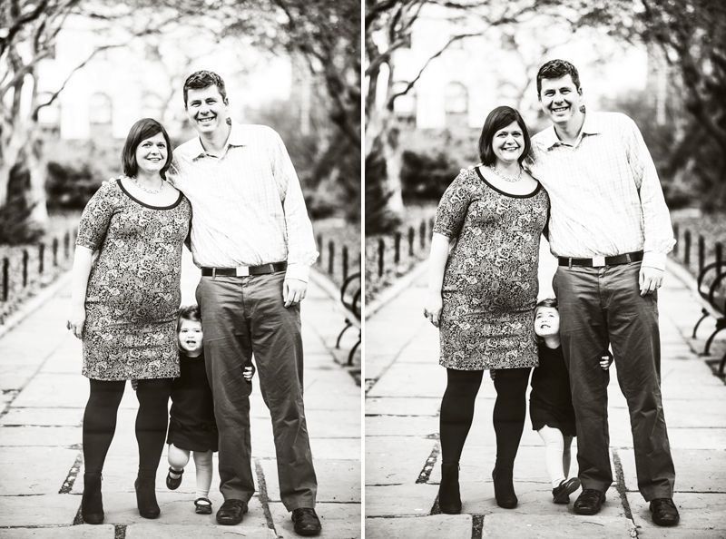 A Central Park Family Session