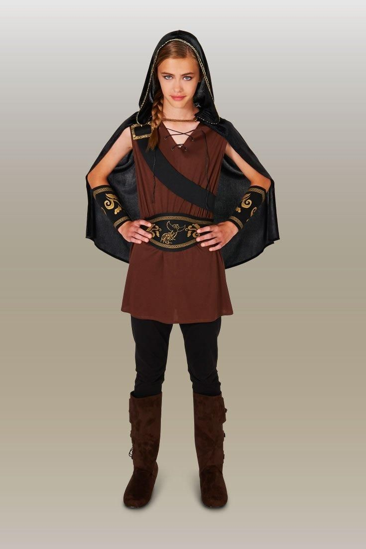 The Huntress Tween Halloween Costume No doubt about who is in charge of this chase with The Huntress Tween Costume. ...  sc 1 st  Pinterest & Red Huntress Child Costume | Pinterest | Tween halloween costumes ...