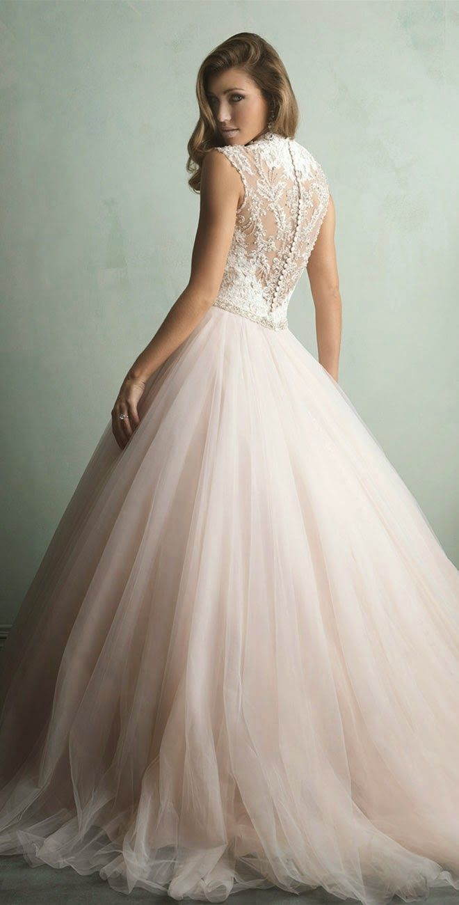 Best Wedding Dresses of 2014 | Allure bridals, Wedding dress and Belle