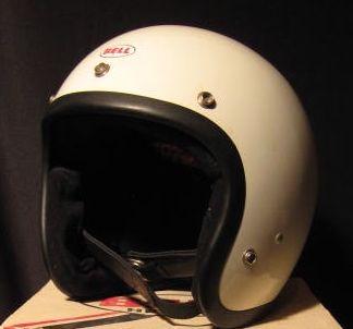 1975 Bell Mangum Ii Helmet Helmet Mangum Motocross