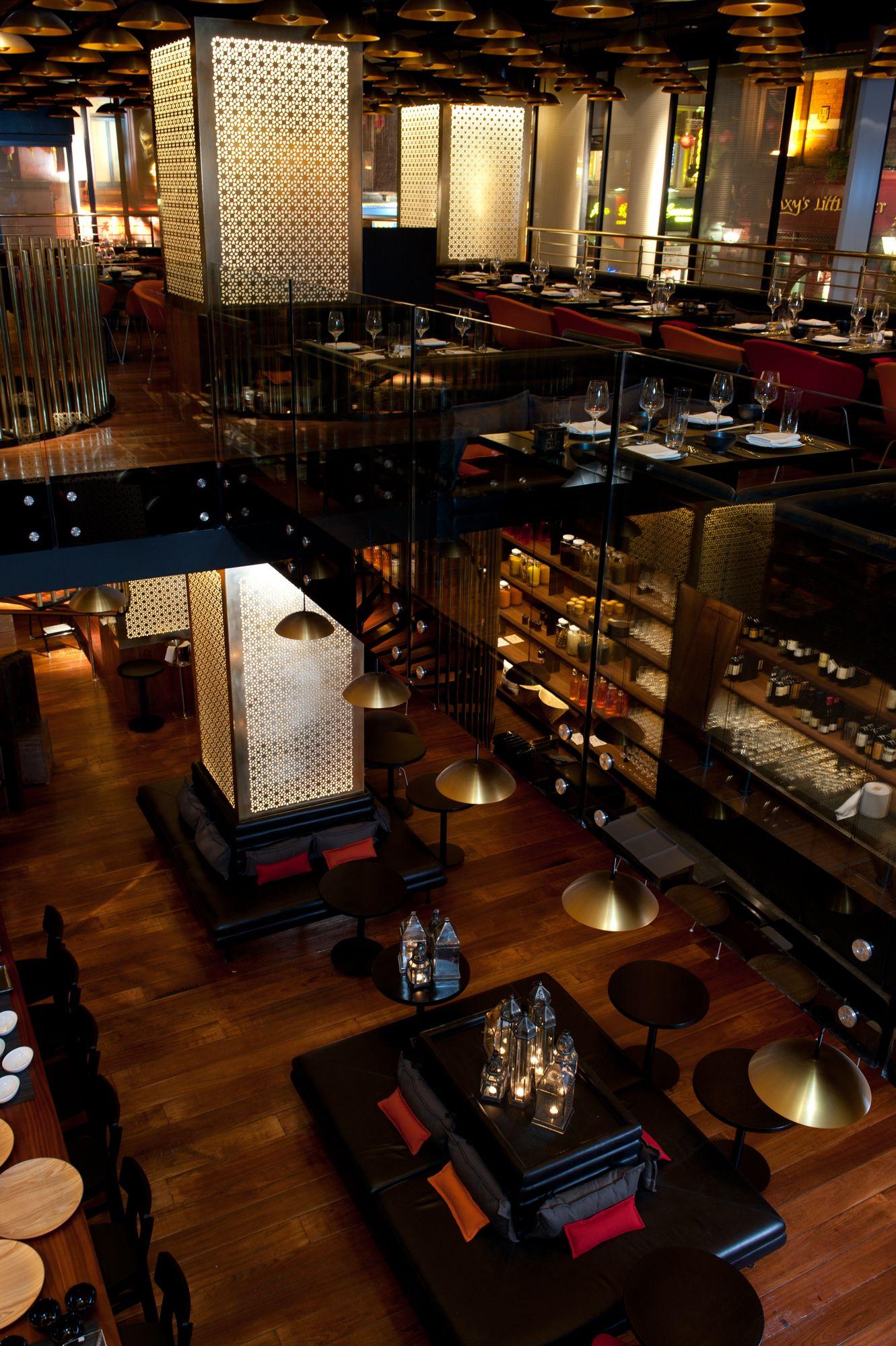 European Hotel Design Awards – Restaurant Interior Design of the Year 2011 (Spice Market London