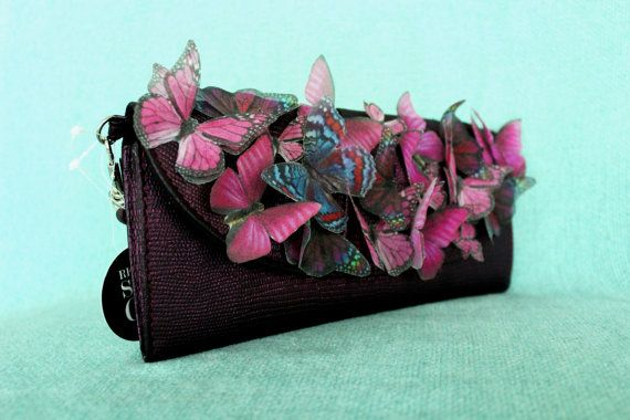 Butterfly Evening Bag Butterfly Evening by JustStylish on Etsy, $38.00