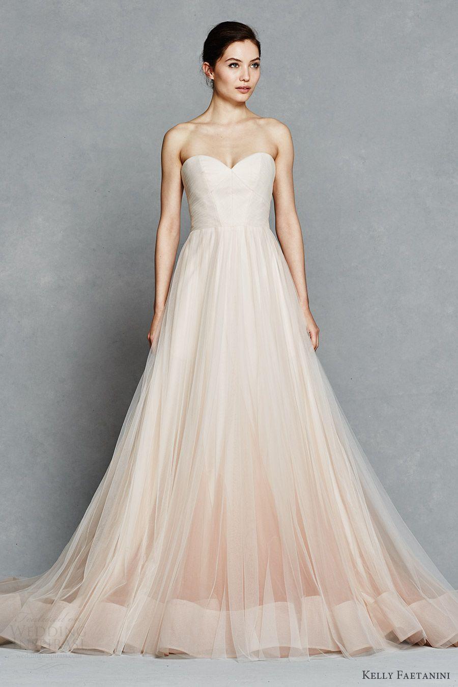 Kelly Faetanini Spring 2017 Wedding Dresses | 2018 | Pinterest ...