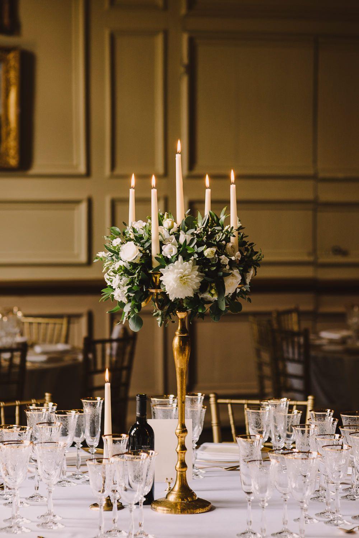 Wedding decorations for house  Elegant Wedding Brympton House Somerset Bride Wears Inbal Dror