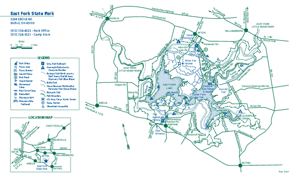 Image result for east fork state park ohio