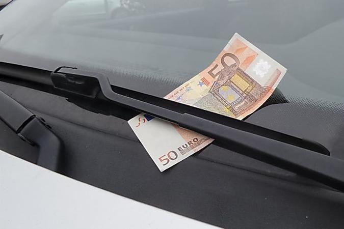 Geldschein Trick