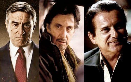 Al Pacino Robert De Niro And Joe Pesci The Irishman With Images